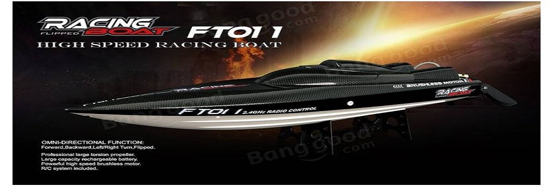 Feilun FT011 RC Racing Boat